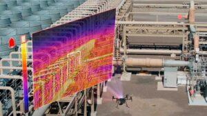 Termografía con Drones - Contamos con equipos de ultima tecnología para diagnosticar fallas en los equipos de su Empresa y Hogar